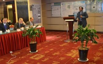 Dr. Asit Kumar Gain was awarded Excellent Presentation in Conference CBNCM 2016